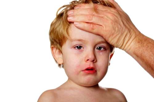 Не путайте детский синусит с насморком