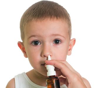 Лечение детского синусита